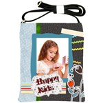 happy kids - Shoulder Sling Bag