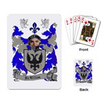 Blue Knight Playing Cards - Playing Cards Single Design