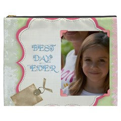 Happy Kids By Jacob   Cosmetic Bag (xxxl)   Nu83fuj31m73   Www Artscow Com Front