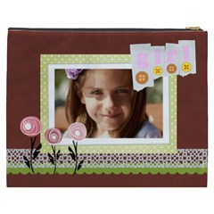 Girl By Jacob   Cosmetic Bag (xxxl)   3aqf2zbunpn6   Www Artscow Com Back