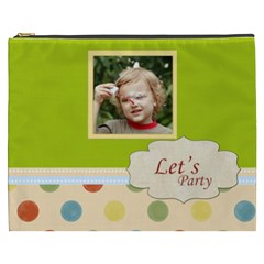 Let s Party By Jacob   Cosmetic Bag (xxxl)   Rpnqhh0s0wyi   Www Artscow Com Front