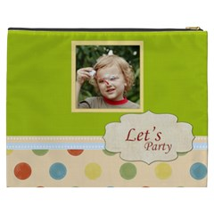 Let s Party By Jacob   Cosmetic Bag (xxxl)   Rpnqhh0s0wyi   Www Artscow Com Back
