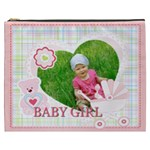 baby girl - Cosmetic Bag (XXXL)