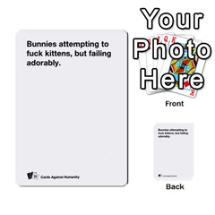 Cah Custom Deck Template 2 By Steven   Multi Purpose Cards (rectangle)   Ntbtzod69did   Www Artscow Com Front 34