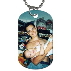 Tonio By Teresa   Dog Tag (two Sides)   052igw04hwwx   Www Artscow Com Front
