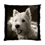 Westie.puppy.cushion - Cushion Case (One Side)
