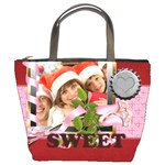merry christmas - Bucket Bag
