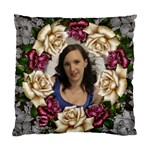 Roses and Lace Cushion Case - Cushion Case (One Side)