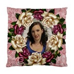 Roses and Lace 2 Cushion Case - Standard Cushion Case (One Side)