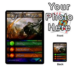 Dreamlands Adventures 2 By Peter Varga   Multi Purpose Cards (rectangle)   Dei7e3eydtsz   Www Artscow Com Front 2