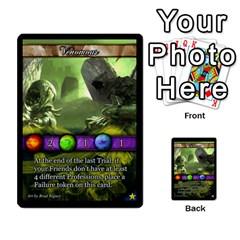 Dreamlands Adventures 2 By Peter Varga   Multi Purpose Cards (rectangle)   Dei7e3eydtsz   Www Artscow Com Front 33