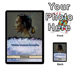 Dreamlands Adventures 4 By Peter Varga   Multi Purpose Cards (rectangle)   Zyy6g3tbnzzu   Www Artscow Com Front 8