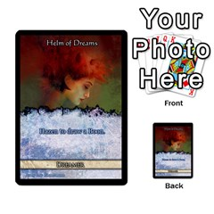 Dreamlands Adventures 4 By Peter Varga   Multi Purpose Cards (rectangle)   Zyy6g3tbnzzu   Www Artscow Com Front 2