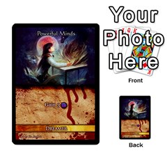Dreamlands Adventures 4 By Peter Varga   Multi Purpose Cards (rectangle)   Zyy6g3tbnzzu   Www Artscow Com Front 23