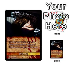 Dreamlands Adventures 4 By Peter Varga   Multi Purpose Cards (rectangle)   Zyy6g3tbnzzu   Www Artscow Com Front 24