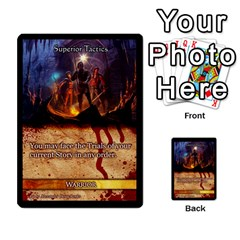 Dreamlands Adventures 4 By Peter Varga   Multi Purpose Cards (rectangle)   Zyy6g3tbnzzu   Www Artscow Com Front 27