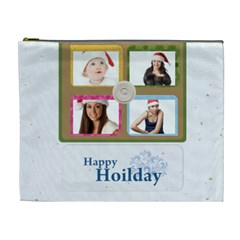 Holiday By Jo Jo   Cosmetic Bag (xl)   7yqy45zj2wty   Www Artscow Com Front