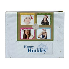 Holiday By Jo Jo   Cosmetic Bag (xl)   7yqy45zj2wty   Www Artscow Com Back