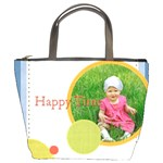 happy time - Bucket Bag