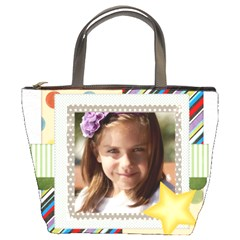 Kids By Jacob   Bucket Bag   Al8datqhzu1p   Www Artscow Com Front
