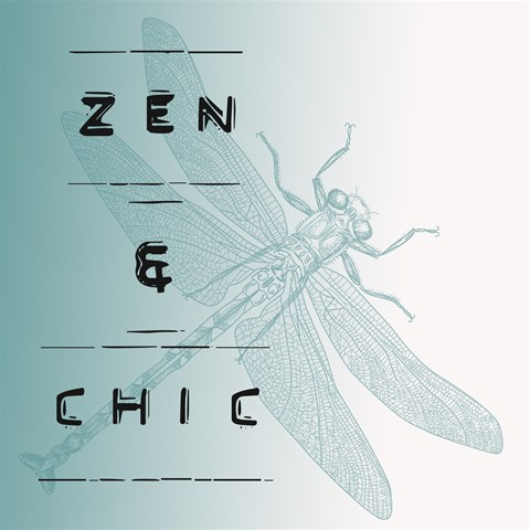 Zen and Chic logo