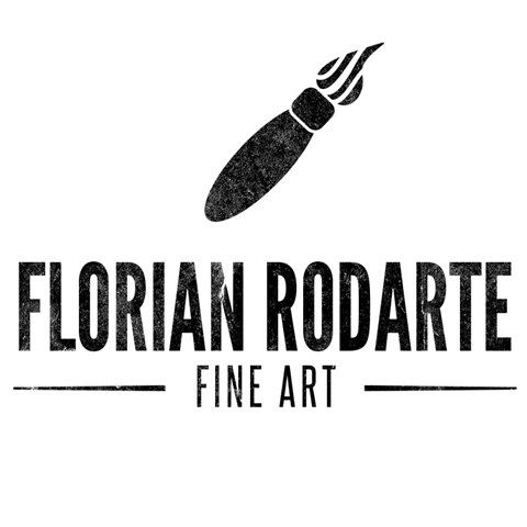 Florian Rodarte Fine Art logo