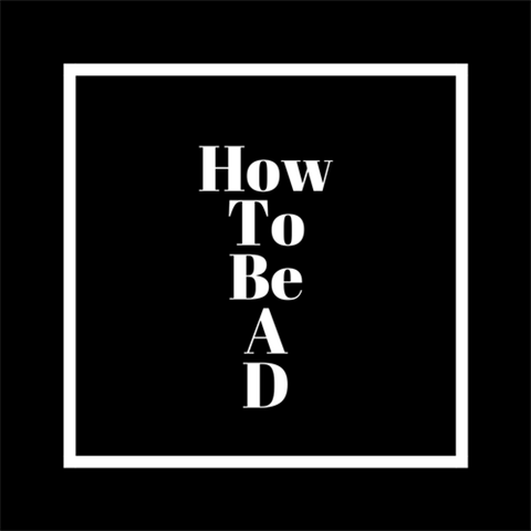 How To Be A D logo