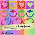 Carmensita Kit  - Lovely Frames