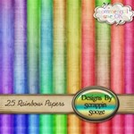 A Rainbow of Papers (25)