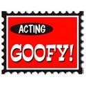 Acting Goofy