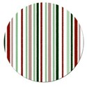 stripes circle med