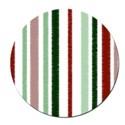 stripes circle sml