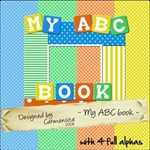 Carmensita Kit - ABC 31 quickpages & 4 full alphas