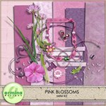 pink blossoms mini kit