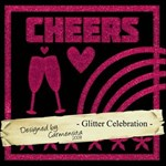 GLITTER CELEBRATION - FULL ALPHA & NUMBERS