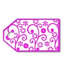 Pink gift tag2