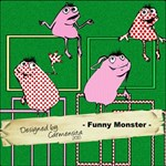 Carmensita Kit - Funny monsters