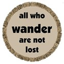 all who wander tag