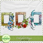 Colorful Days Mini Kit