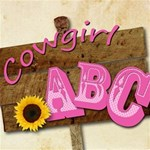 Cowgirl ABC