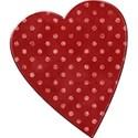 PolkaDot Heart