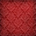 Red Patterned Paper