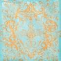 scatter sunshine_ blue ornament paper