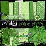 Going Green by Mikki