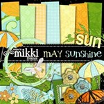 May Sunshine by Mikki