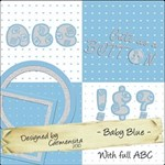 Carmensita Kit - Baby blue