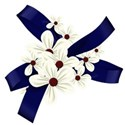 BOS Star Spangled ribbon cluster