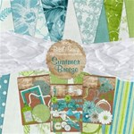 Summer Breeze Scrap Kit