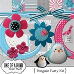 Penguin Party Kit