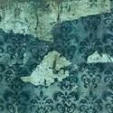 Redhead Scraps - Vintage Wallpaper - Paper 11